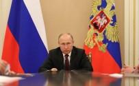 KAZAKISTAN - Putin, Nazarbayev'e Teşekkür Etti