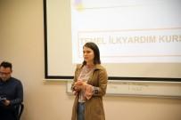 İL SAĞLıK MÜDÜRLÜĞÜ - SASKİ Personellerine Yönelik 'Temel İlk Yardımcı Eğitimi' Düzenlendi
