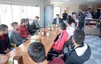 GENÇ GİRİŞİMCİLER - Serhat Oğuz'dan Genç Girişimcilere Müjde