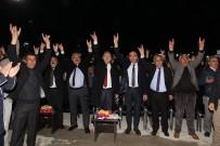 HAVAİ FİŞEK - Sungurlu'da Yapımı Tamamlanan Kentpark Hizmete Açıldı