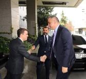 KÜLTÜR VE TURİZM BAKANI - Turizm Bakanı Ersoy 'Yenikapı'ya Cruise Limanı Yapılacak'