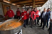 Türk Kızılayı Deprem Bölgesinde