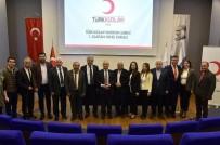Türk Kızılayı Derneği Bodrum 1'İnci Kongresini Yaptı