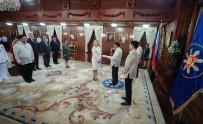 FILIPINLER - Türkiye'nin Manila Büyükelçisi Sümer, Duterte'ye Güven Mektubunu Sundu