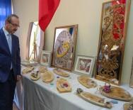 ÇİZGİ FİLM - Yaşlıların Sergisi Görenleri Şaşırttı