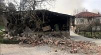 Yeniköy Mahalle Muhtarı Açıklaması 'Girilemeyecek 10 Ev Tespit Ettik'