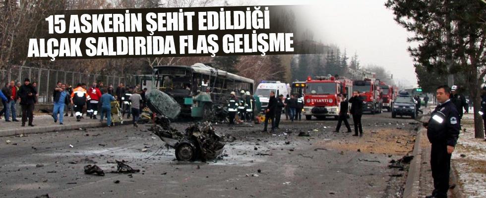15 askerin şehit olduğu saldırı hakkında flaş gelişme