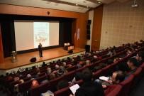 Adıyaman Üniversitesinde 'Prof. Dr. Fuat Sezgin' Konferansı