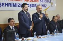Ahmet Arslan, Savcı Sayan'a Destek İstedi