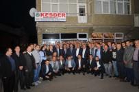 AK Parti Adayı Uysal, KESDER'den Destek İstedi