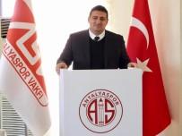 Ali Şafak Öztürk Açıklaması 'Potansiyel Bir Yabancı Sayısı Azaltma Kararı Lig Kalitesini Düşürür'