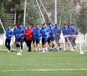 Antalyaspor Kuvvet Ve Dayanıklılık Çalıştı