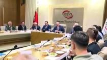 TÜRK HAVA YOLLARı - ATO Başkanı Baran, Rusya'dan Gelen Gazeteci Heyetini Kabul Etti
