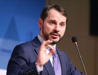 MALİYE BAKANI - Bakan Albayrak duyurdu: Az önce imzalandı, hayırlı olsun