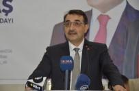Bakan Dönmez Açıklaması 'Türkiye Petrolleri, Tarihinde İlk Defa Yerin Altı Çatlatılarak Keşif Yapılıyor'