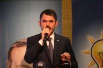 KANAAT ÖNDERLERİ - Bakan Kurum Müjdeyi Verdi, Kömürcüler OSB Taşınacak