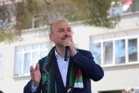 MİLLİ GÖRÜŞ - Bakan Soylu'dan, Karamollaoğluna Sert Yanıt