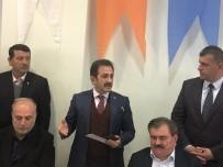 CAN DÜNDAR - Bakan Yardımcısı Mustafa Aksu Açıklaması 'Başkanlarım  Ararsa Gece 3'De Kalkıp Cevap Veririz '