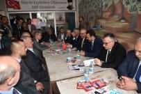 Başkan Ergün Akhisar'da STK'larla Buluştu
