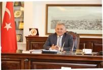 Başkan Memduh Büyükkılıç 'Mimar Sinan Geleceğin Mimarlarına Tanıtılıyor'