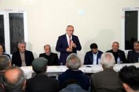 Başkan Öztürk, Mustafabeyli Mahallesinde Projelerini Anlattı