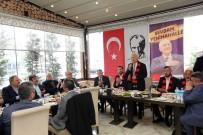 KEÇİÖRENGÜCÜ - Başkan Yaşar, Gençlerbirliği Taraftarlar Derneği Üyeleri İle Bir Araya Geldi