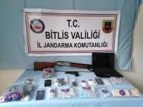 Bitlis'te Jandarmadan Uyuşturucu Operasyonu