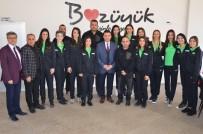 Bozüyük Belediyesi İdmanyurduspor Bayan Voleybol Takımı 1. Lige Yükseldi