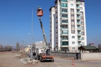 İHBAR HATTI - ÇEDAŞ, Aydınlık Sokaklar İçin Bakım Çalışmalarını Sürdürüyor