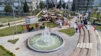 KAMİL OKYAY SINDIR - Çiğli'de Prof. Dr. Türkan Saylan Parkı Açıldı