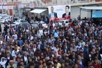 Demokrat Parti Genel Başkanı Gültekin Uysal Harran'da Halka Seslendi
