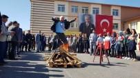 FOLKLOR GÖSTERİSİ - Develi'de Nevruz Bayramı Kutlamaları Başladı