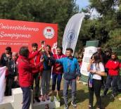 Dicle Üniversitesi Atletizmde Türkiye Üçüncüsü Oldu