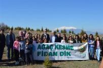 Dünya Ormancılık Günü'nde Fidan Dikim Etkinliği