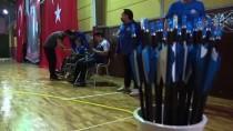 ULUPıNAR - Engelli Okçular Hedefi 12'Den Vurmak İstiyor