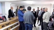 REYHANLI - Eroğlu'ndan, CHP Genel Başkanı Kılıçdaroğlu'na Baraj Yanıtı