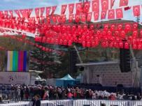 Eskişehirliler Cumhurbaşkanı Erdoğan'ı Bekliyor