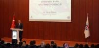 GAÜN'de Çanakkale Konferansı