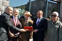 MOGAN GÖLÜ - Gölbaşı'nda Sevgi Çiçeği Sanat Sokağı Açıldı