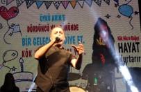 Haluk Levent'ten Öykü Arin Ve Lösemi Hastalarına Destek Konseri