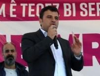 HDP Şanlıurfa Milletvekili Ömer Öcalan, Saadet Partisi'ne oy istedi.