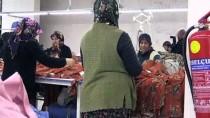 İstanbul'dan Memleketlerine Dönüp Tekstil Atölyesi Kurdular