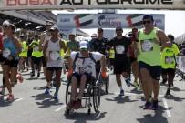 OMURİLİK FELCİ - İyilik Koşusu Wings For Life World Run'a Kısa Süre Kaldı
