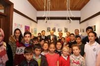 FOTOĞRAF SERGİSİ - Kaş'ta Çocuklardan Sergi
