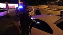 Onlar kaçtı polis yakaladı!