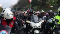 KENAN SOFUOĞLU - Kenan Sofuoğlu Belediye Başkan Adayıyla Motosiklete Bindi