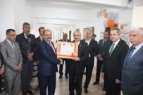 Kırgızlardan Tosya Belediye Başkanı Kazım Şahin'e Teşekkür