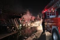 Kocaeli'de Sanayi Sitesinde Patlama Açıklaması 1 Ölü, 2 Yaralı