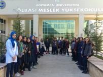 Lise Öğrencilerinden Gölbaşı MYO'ya Gezi