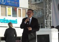 AYRIMCILIK - Mehmet Özhaseki, Polatlı'da MHP İle Ortak Miting Düzenledi
